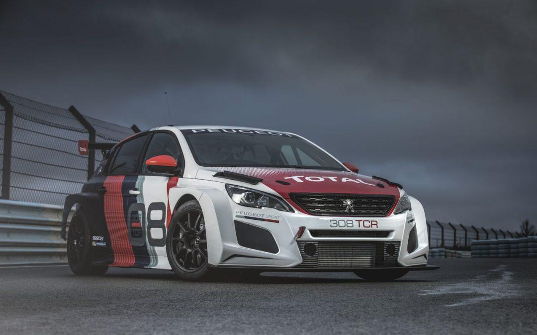Peugeot Sport dévoile la 308 TCR : 350 ch pour participer au WTCR
