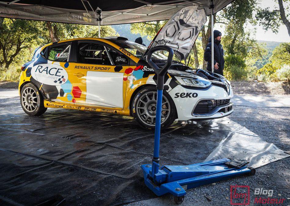 Comparatif : Clio R.S. Trophy Vs Clio R3T : Philosophie commune (+ Expérience Rallye)