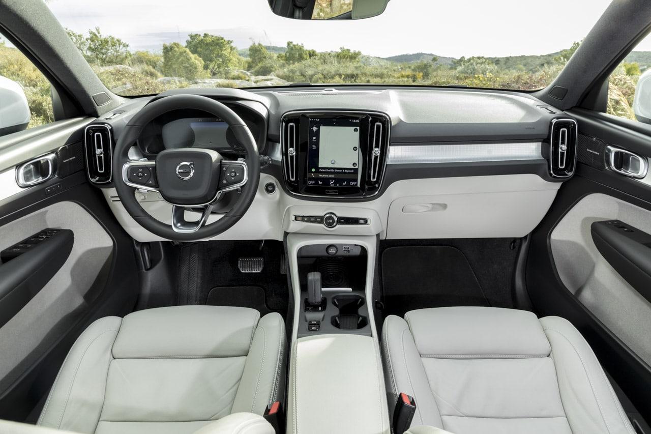 Volvo prévoit une compacte électrique en 2019 — Energie renouvelable