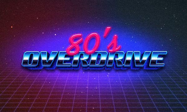 Test : 80's Overdrive l'hommage appuyé à OutRun sur Nintendo 3DS