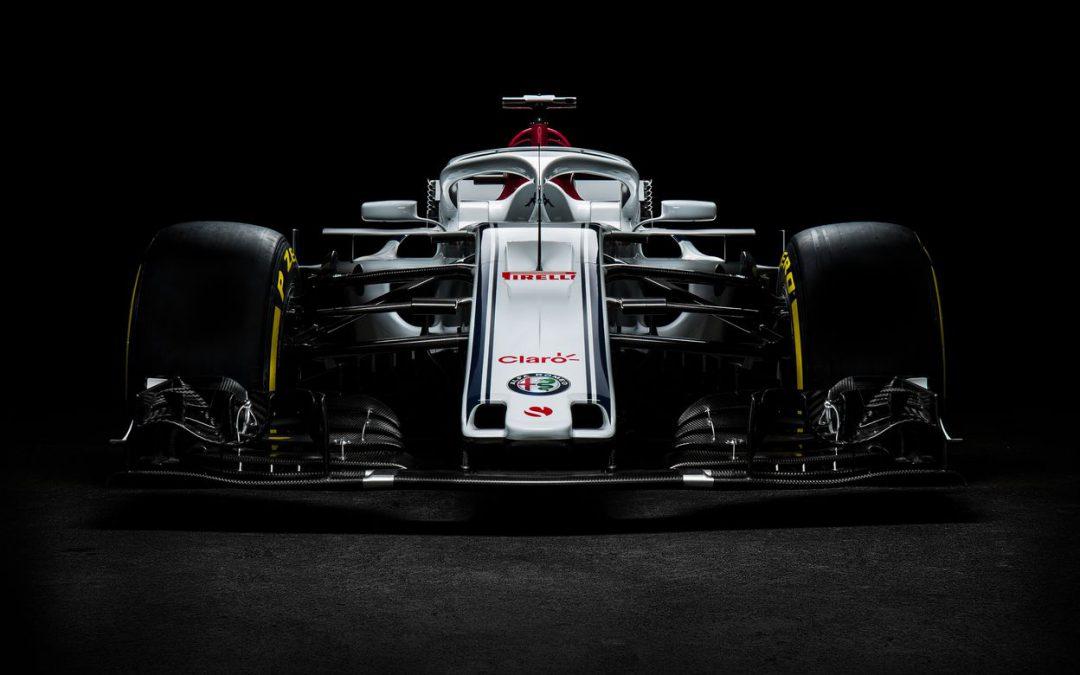 Le team F1 Alfa Romeo Sauber dévoile la C37 !