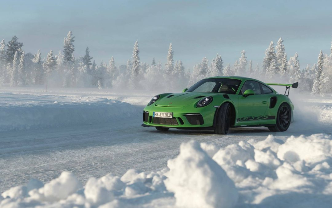 Genève 2018 : Porsche présente sa nouvelle 911 GT3 RS