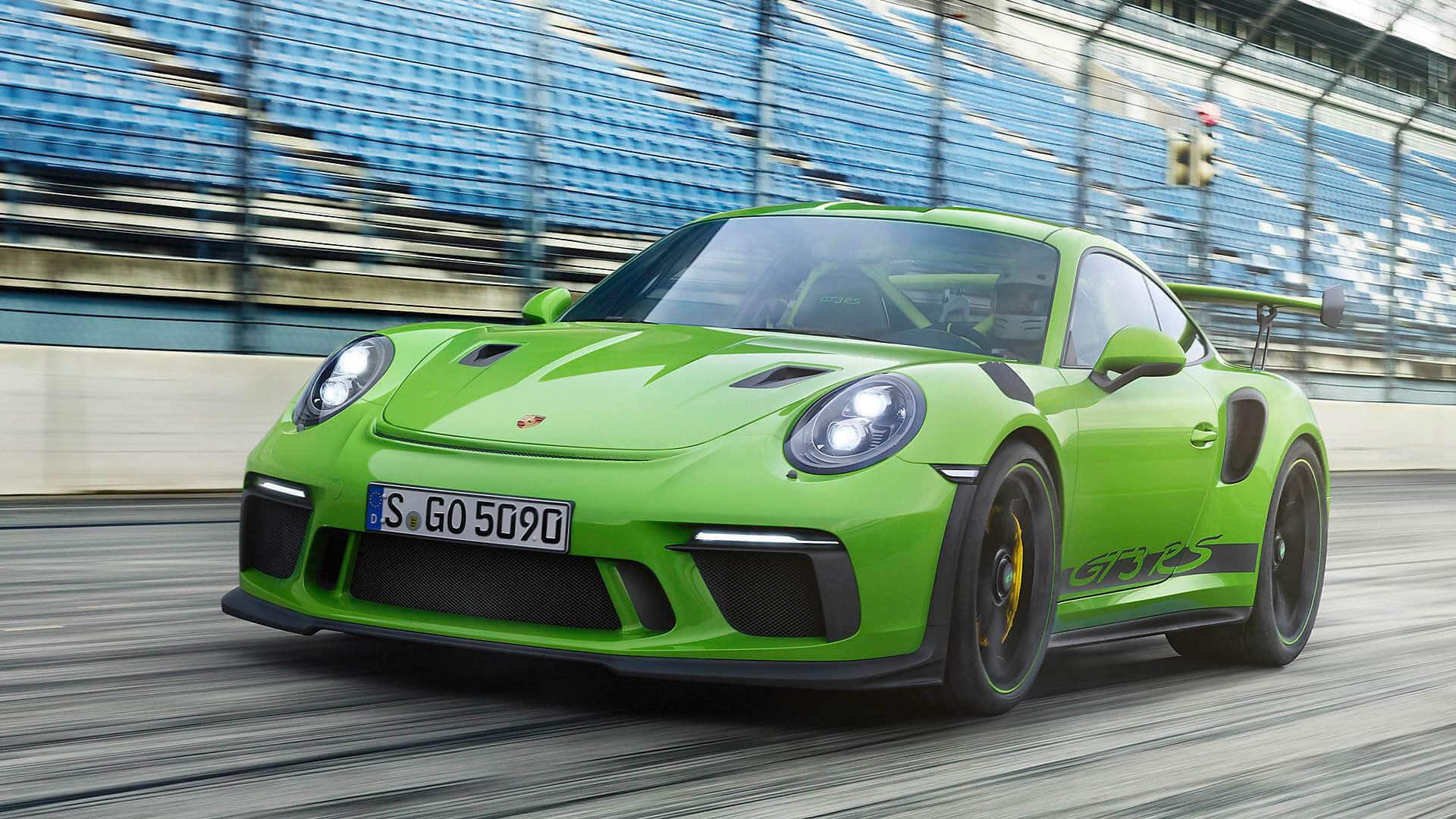 Salon de Genève 2018 - Porsche dévoile la 911 GT3 RS restylée