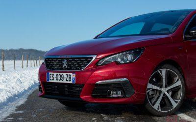Essai : Peugeot 308 EAT8: Plus affûtée que jamais.