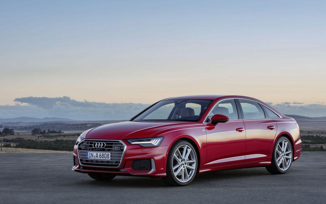 Audi dévoile sa nouvelle Audi A6, un concentré de technologie!