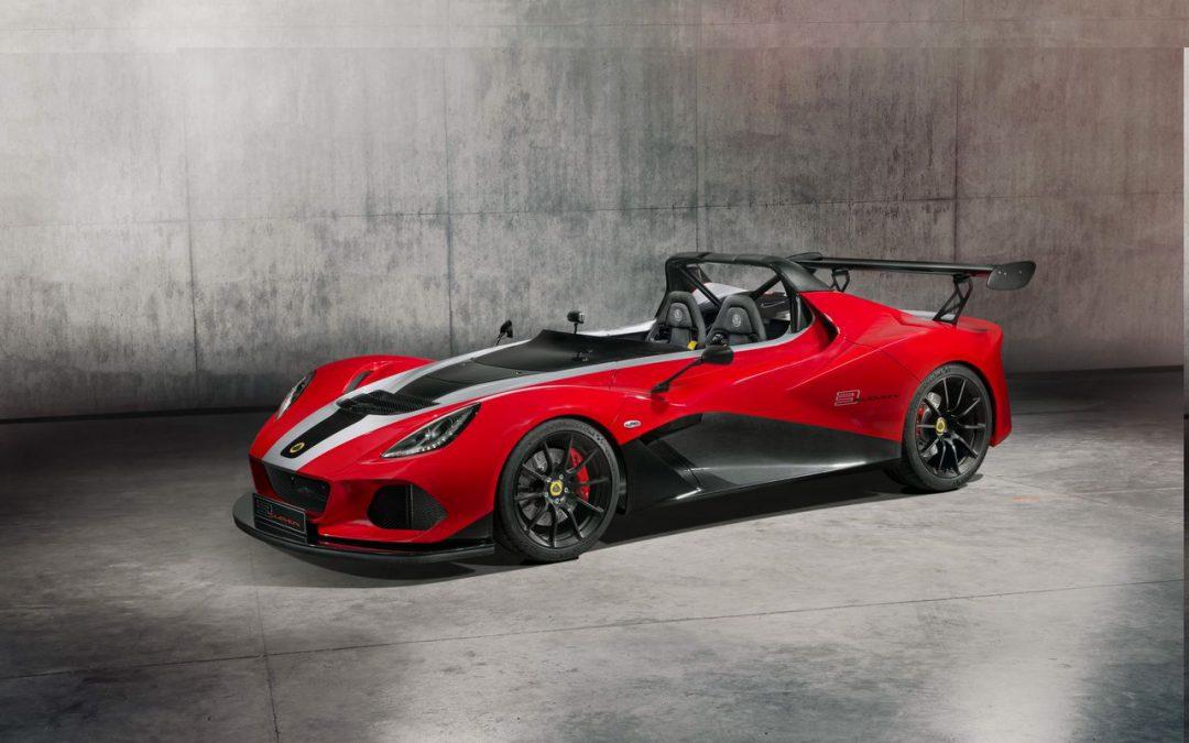 Lotus présente la nouvelle Lotus 3-Eleven 430 – Final Evolution !