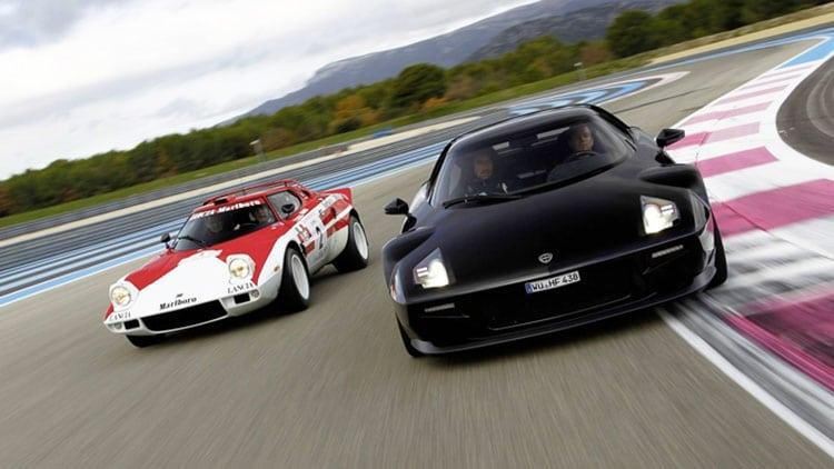 Nouvelle Lancia Stratos : Retour gagnant ?