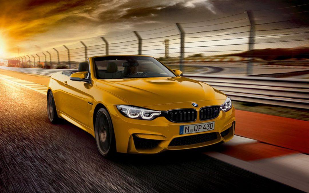 BMW présente sa M4 Cabriolet 30 Jahre édition limitée!