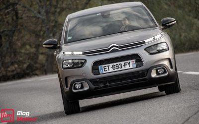 Essai : Nouveau Citroën C4 Cactus : Entre curiosité et circonspection