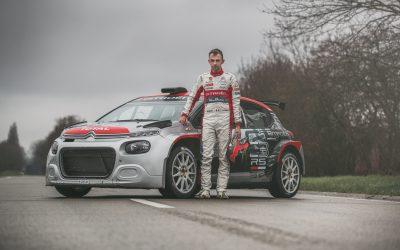 Citroën dévoile sa nouvelle arme en Rallye : la C3 R5
