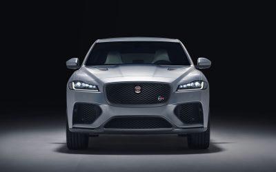 Jaguar F-PACE SVR : (encore plus) félin !