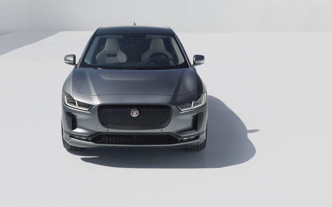 Jaguar I-PACE : L'innovation british … et électrique !