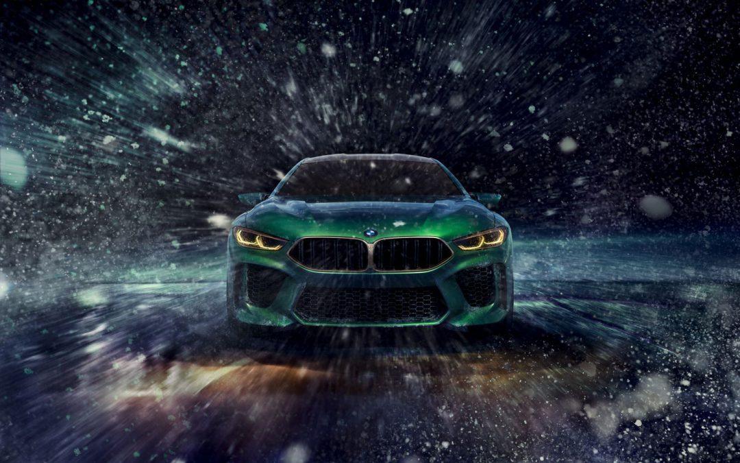 Genève 2018 : BMW présente le Concept M8 Gran Coupé !