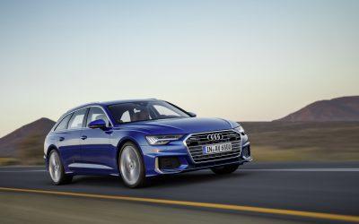 Audi présente sa nouvelle A6 Avant : Masterpiece, reloaded