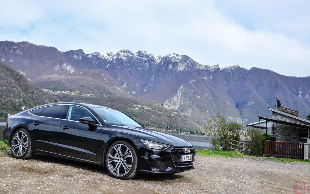 Essai : Audi A7 Sportback, la dolce vita germanique