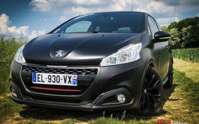 Essai : Peugeot 208 GTi By Peugeot Sport : Tournée d'adieux