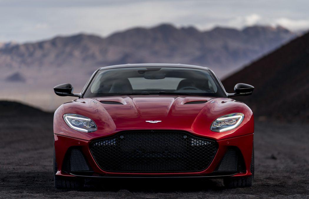 Aston Martin DBS Superleggera : Orfèvrerie automobile