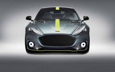 Aston Martin dévoile une édition limitée de la Rapide : l'AMR