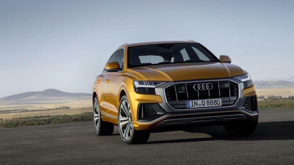 Audi présente son nouveau SUV coupé : le Q8