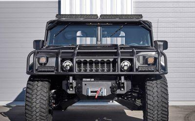 Une société Américaine ressuscite le Hummer H1 !