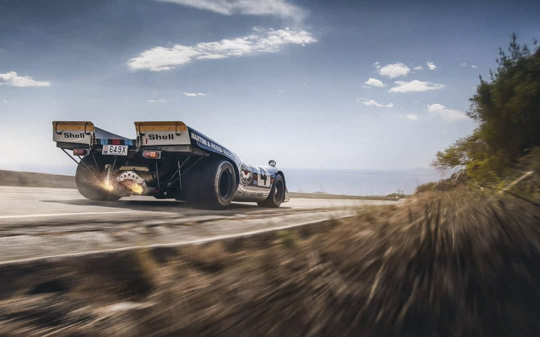 Une Porsche 917 K homologuée route à Monaco, c'est possible!