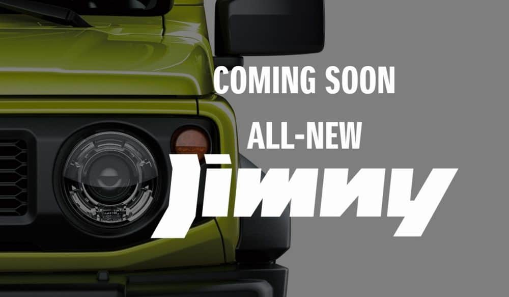 Suzuki Jimny Edition 2018: Another « Brique » in the Wall !