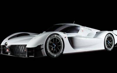 Toyota va produire la concept GR Super Sport !