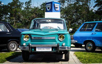 Dossier : Dacia fête ses 50 ans. 1ère Partie : Retour sur l'histoire de la marque
