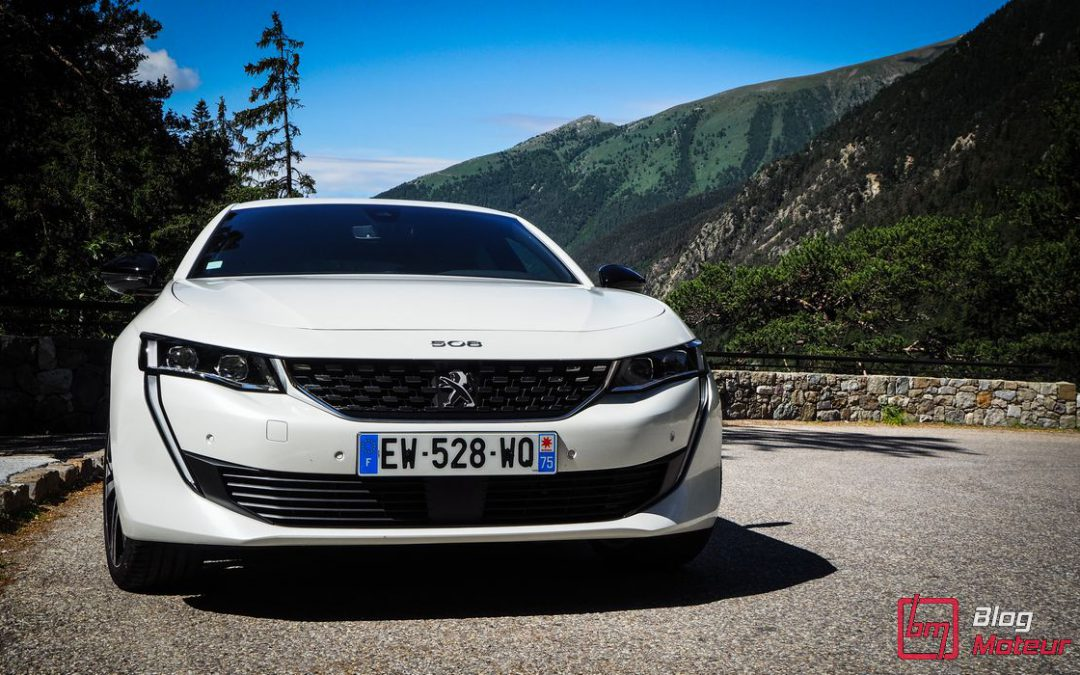 Essai : Peugeot 508 BlueHDI 180 GT EAT8 : Les Premium Allemands peuvent trembler !