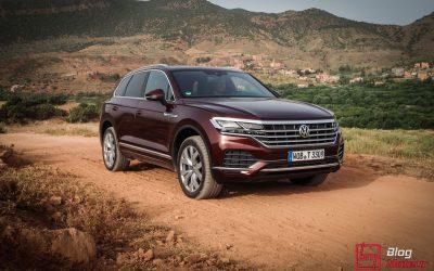 Essai : Volkswagen Touareg 3 : Le nouveau porte-étendard VW à l'épreuve de l'Atlas Marocain