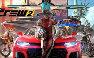 The Crew 2 : Le jeu d'arcade 2.0