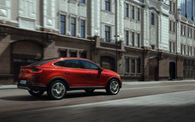 Salon de Moscou 2018 : Renault dévoile le SUV-Coupé Arkana