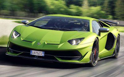 L'Aventador SVJ : La Lamborghini la plus puissante jamais produite