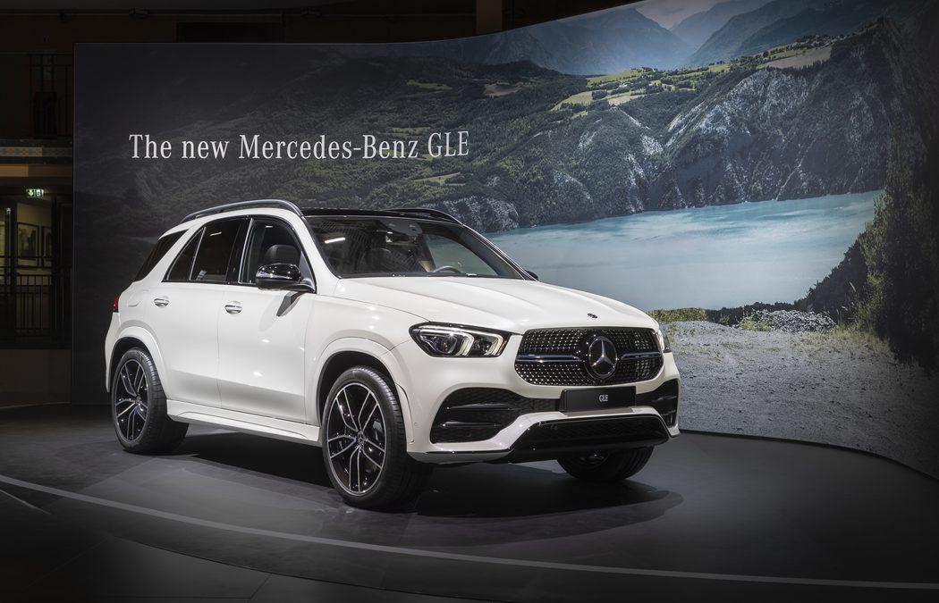 Mondial de Paris 2018 : Mercedes dévoile la nouvelle génération de GLE