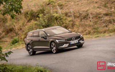 Nouvelle Volvo V60: Promesses premium tenues?
