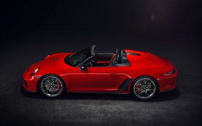 Mondial de Paris 2018 : La Porsche 911 Speedster sera produite en série !