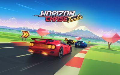 Test Horizon Chase Turbo : Retrogaming à la sauce 4K !