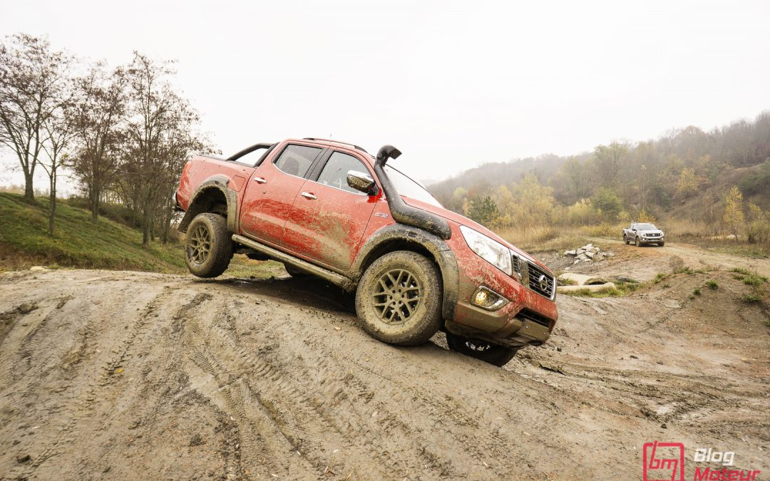 Essai : Nissan Navara Off-Roader AT32, le pick-up indomptable !