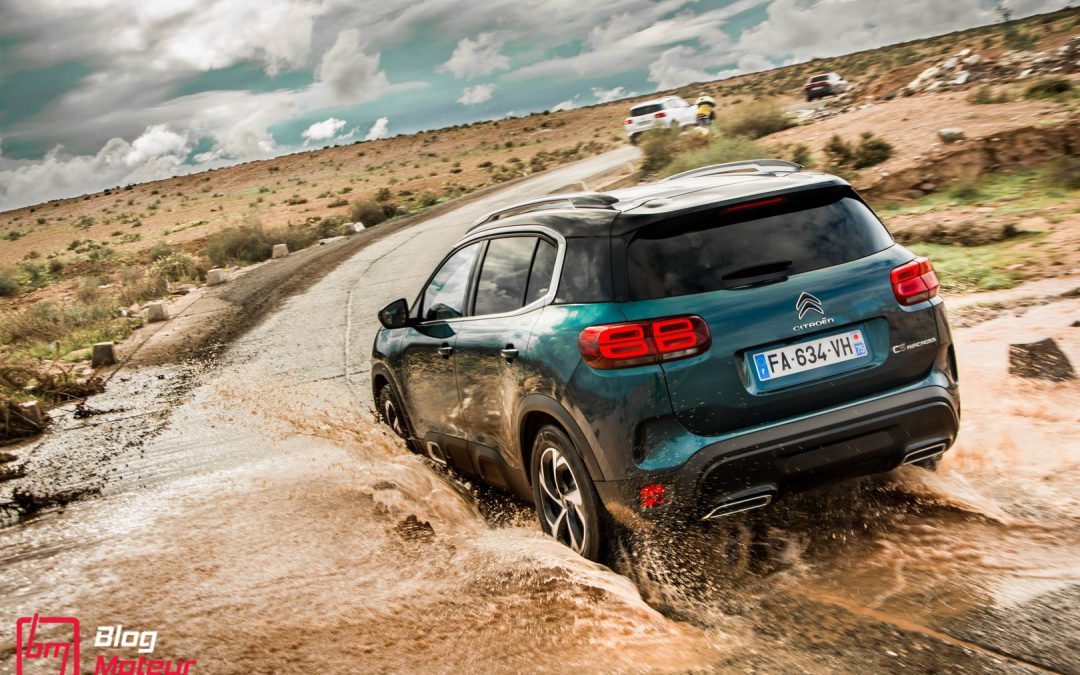 Essai : Citroën C5 Aircross: Le SUV messie?