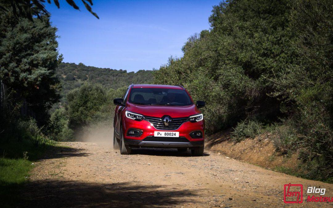 Essai : Renault Kadjar restylé   : Une mise à jour suffisante ?