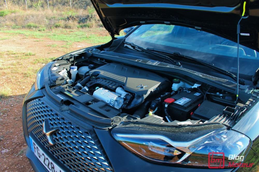 DS 3 Crossback - Moteur Puretech 155 ch