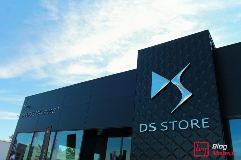 DS Store Marignane, très bon accueil
