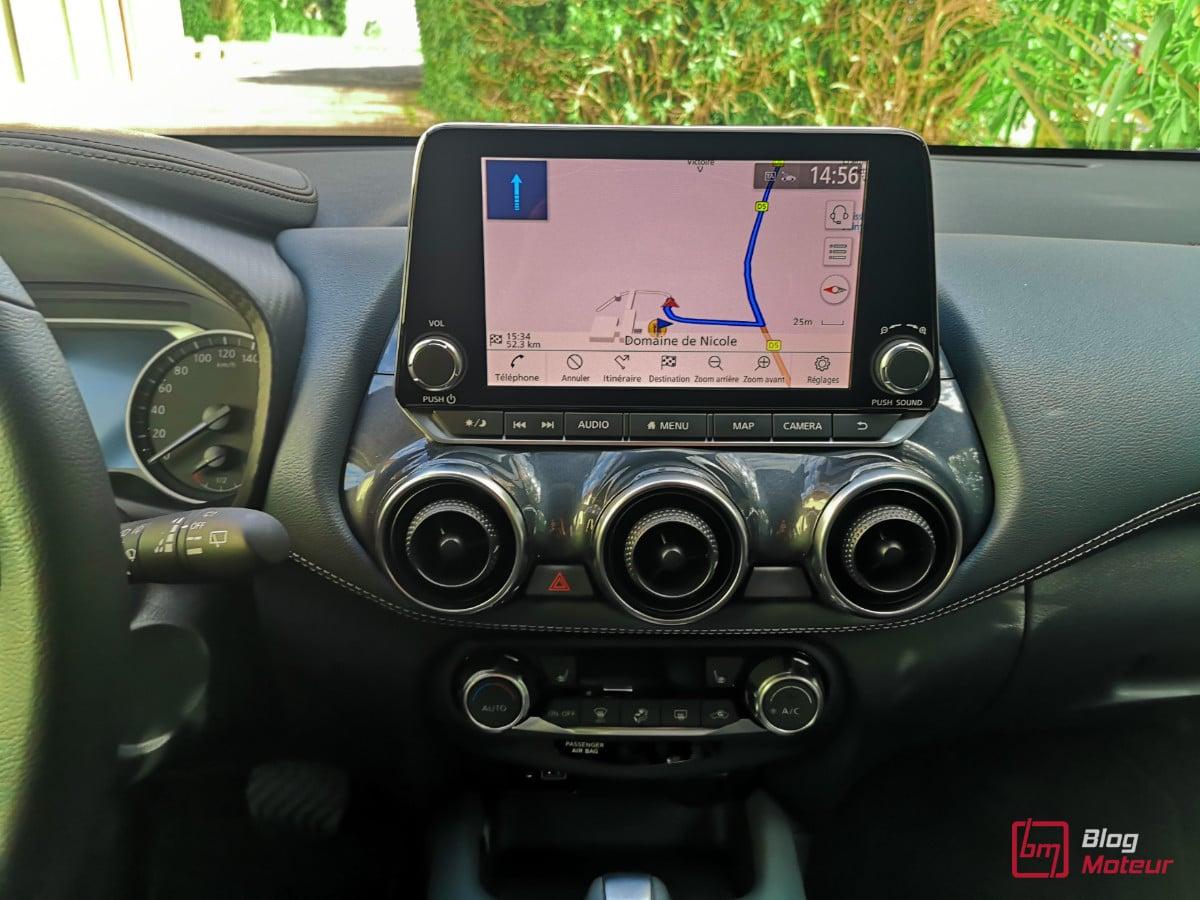 Nissan_Juke_écran_Tactile_8_pouces