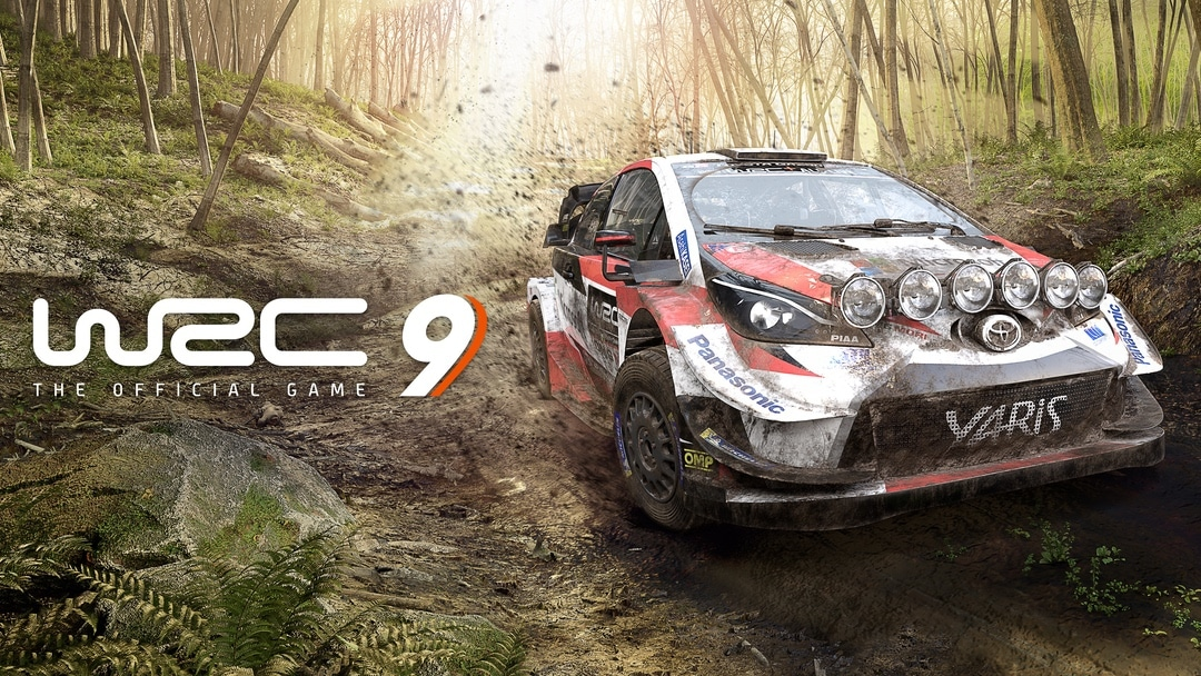WRC 9 The Game