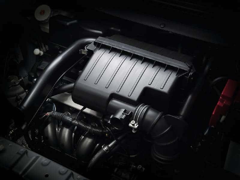 MIVEC engine Mitsubishi