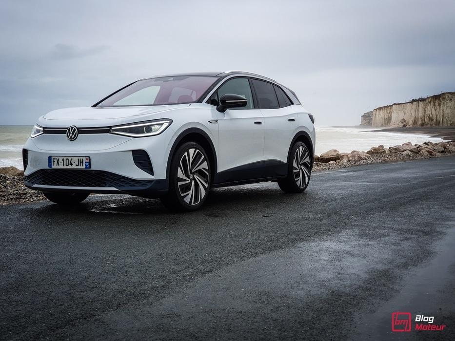 Volkswagen ID.4 77 kWh