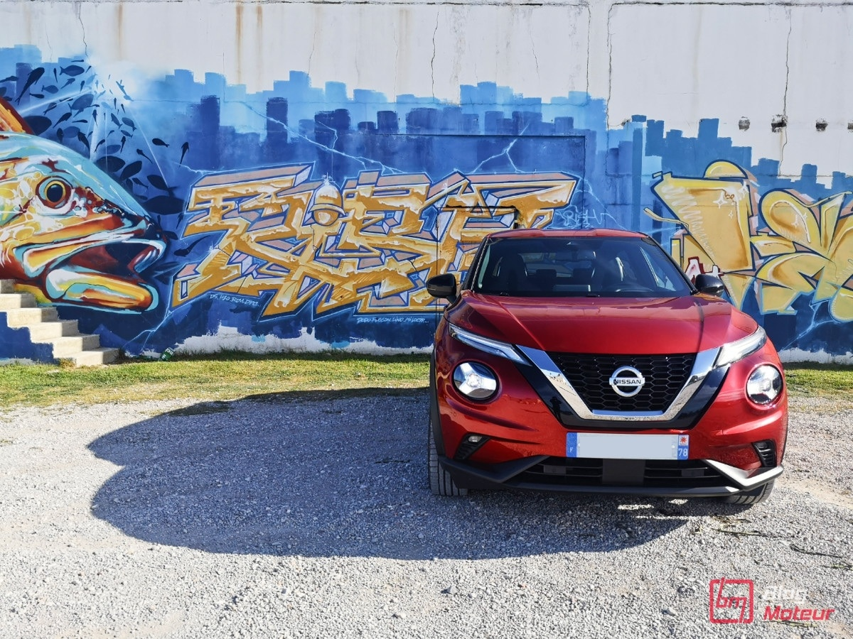 Nissan Juke qui es tu