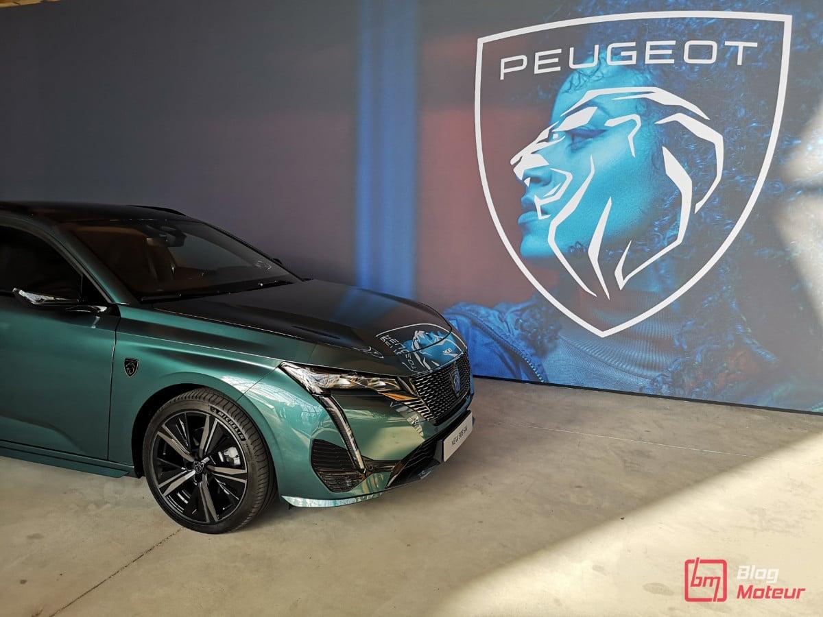 Nouvelle identité de marque pour Peugeot