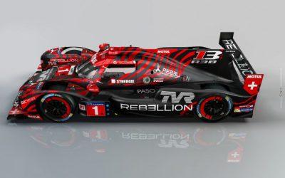 TVR revient en compétion avec Rebellion Racing en WEC