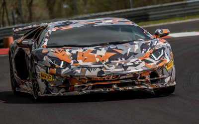La Lamborghini Aventador SVJ plus vite que la 911 GT2 RS sur le Ring